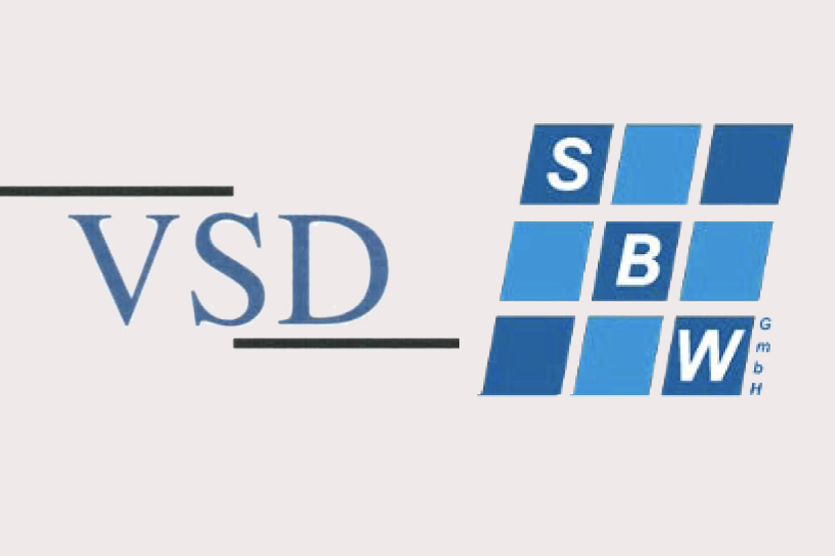 logos VSD und SBW